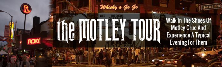 Take The Motley Tour