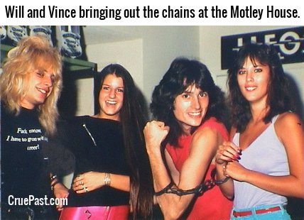 Vince Neil Will Boyett